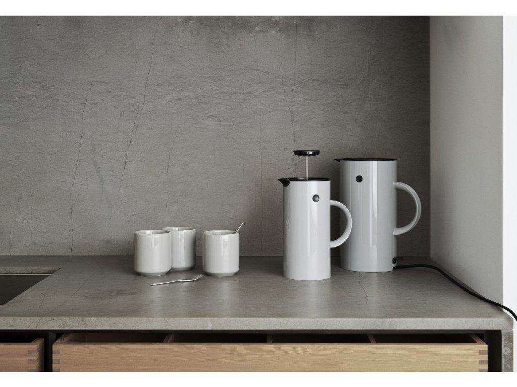 Sada termohrnků Core - Light Grey