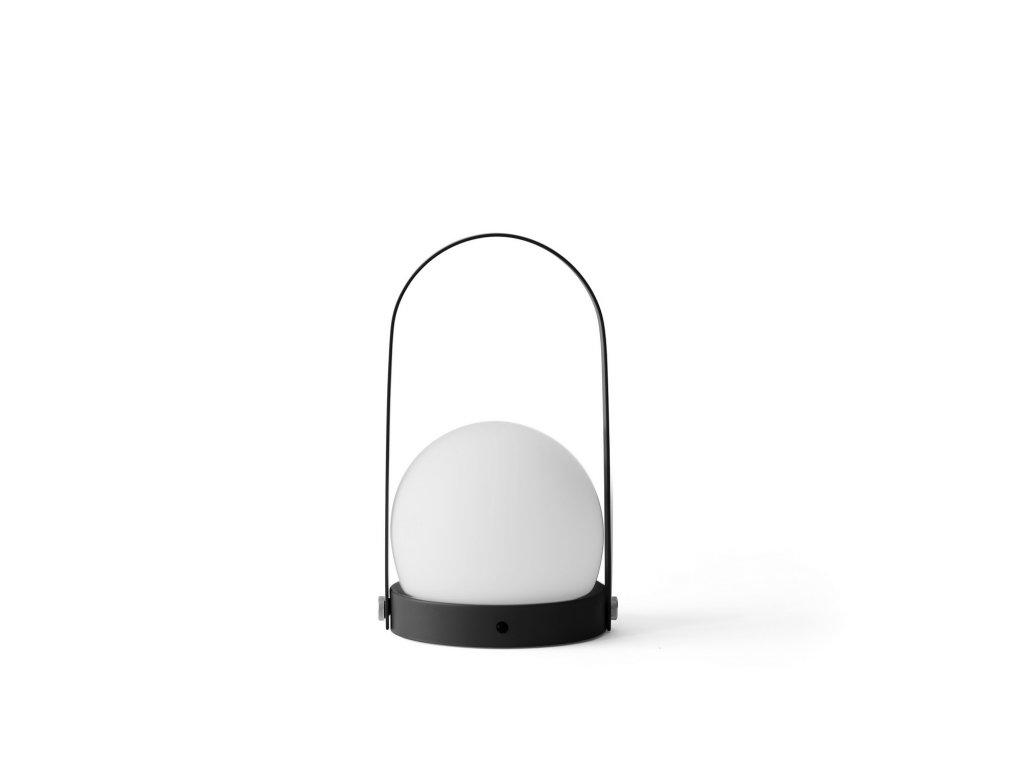 Stolní lampa Carrie - Black