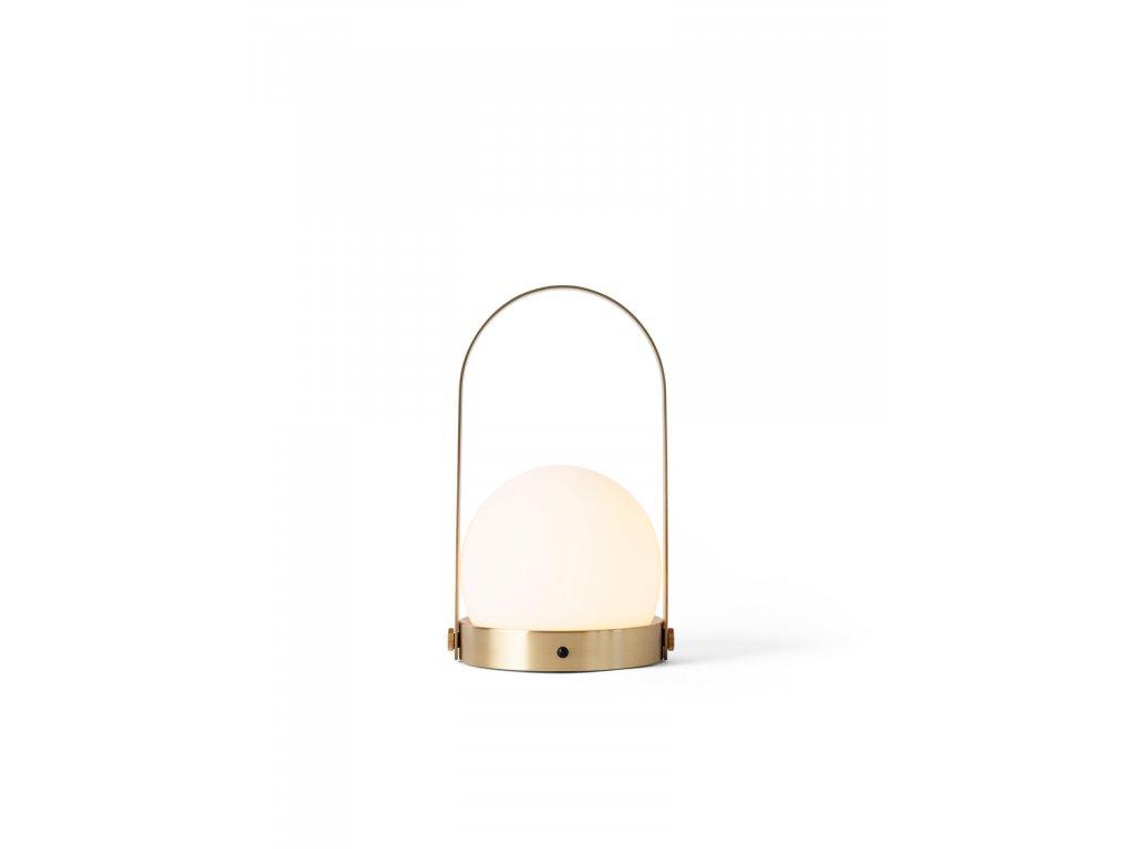 Stolní lampa Carrie - Brass