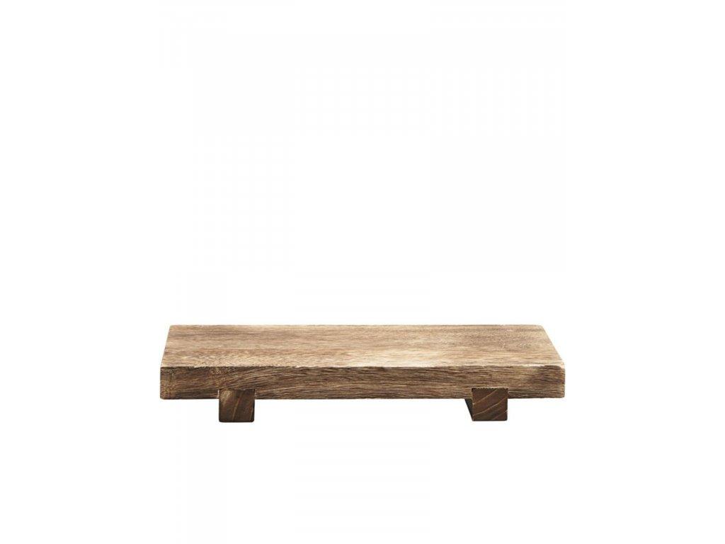 Dřevěný podnos Craft - 36 cm