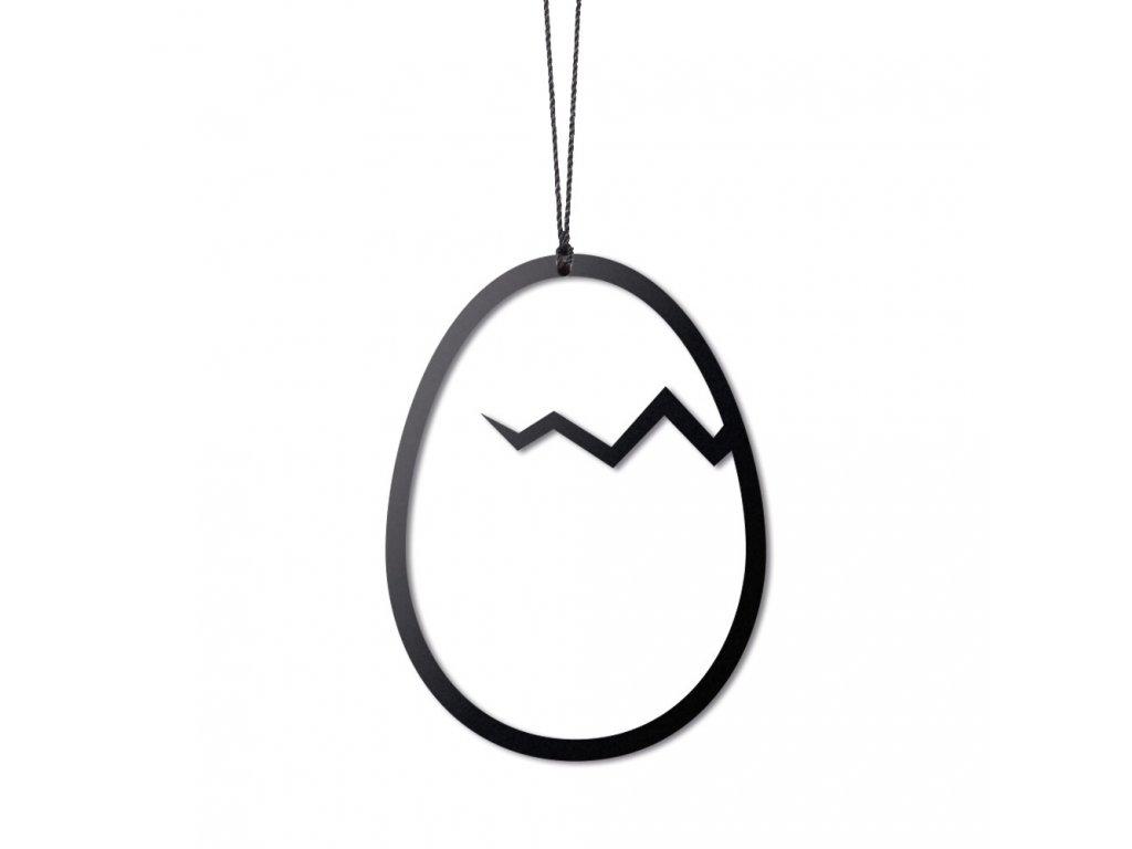 Set velikonočních vajíček Line - Black