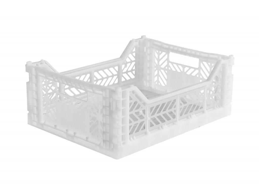 Úložný box Midi - White