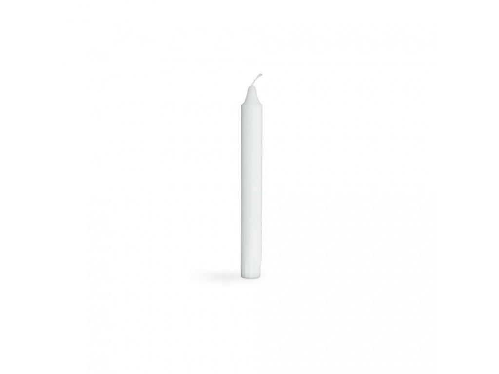 Svíčky Kähler White - 10 ks