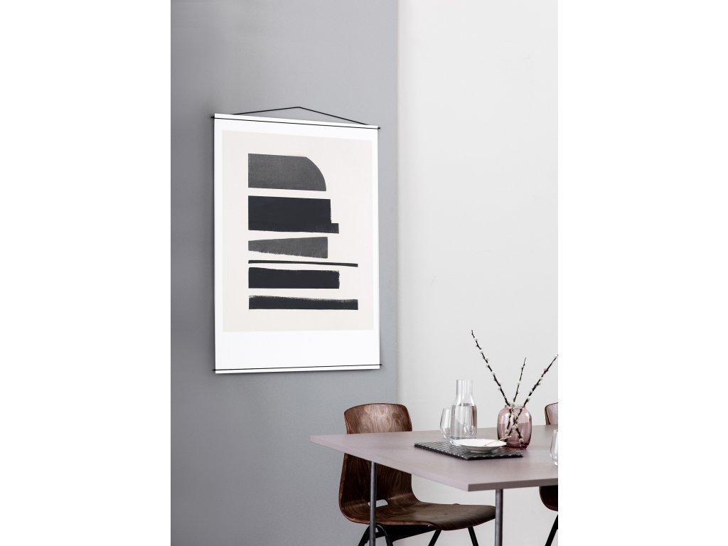 Poster Hanger Black - 70 x 100 cm
