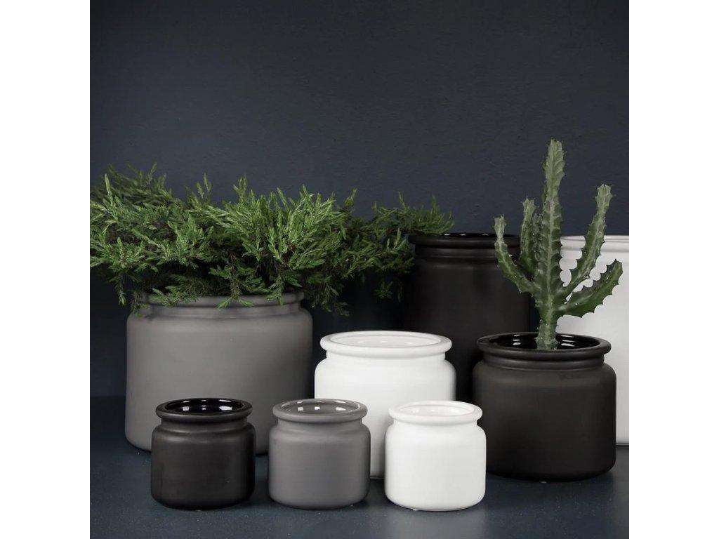 Květináč Pure Mini - White