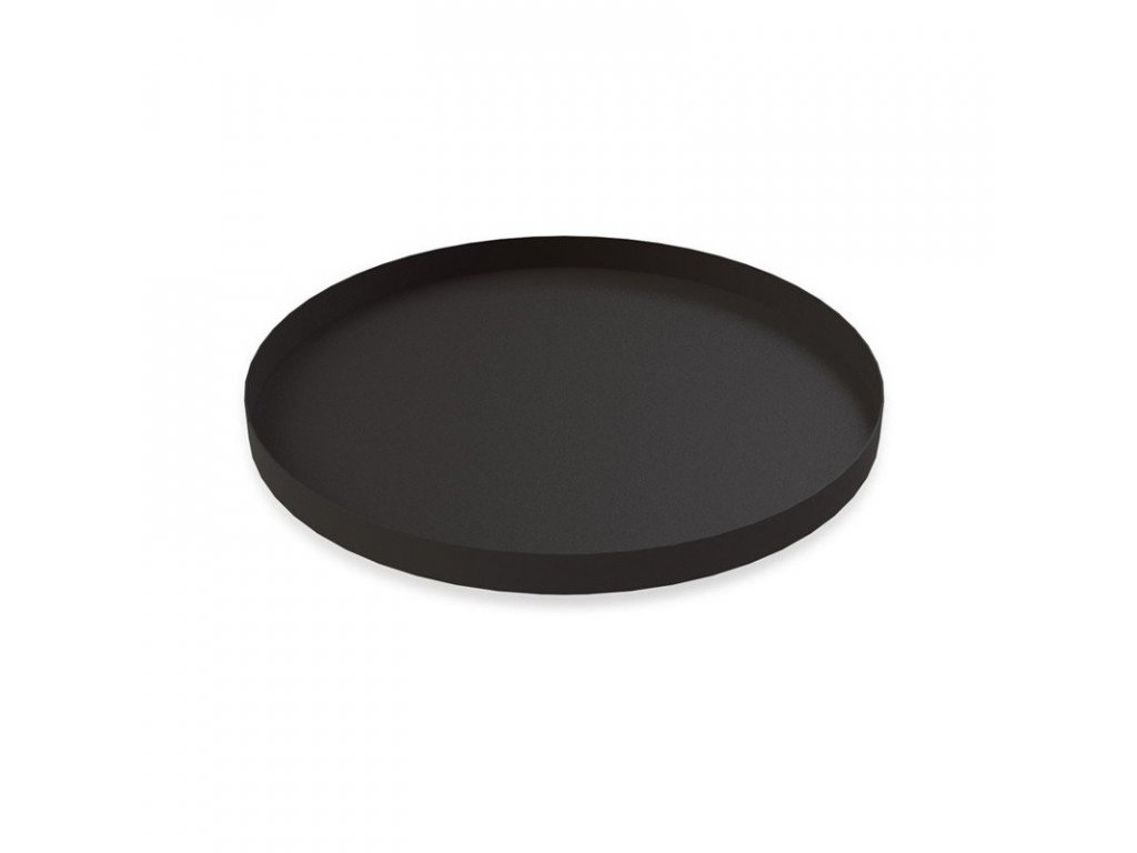 Podnos Circle Black - 30 cm