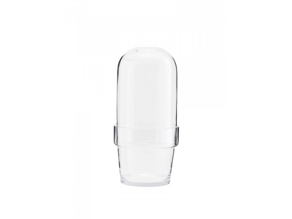Skleněný květináč Glass Bell