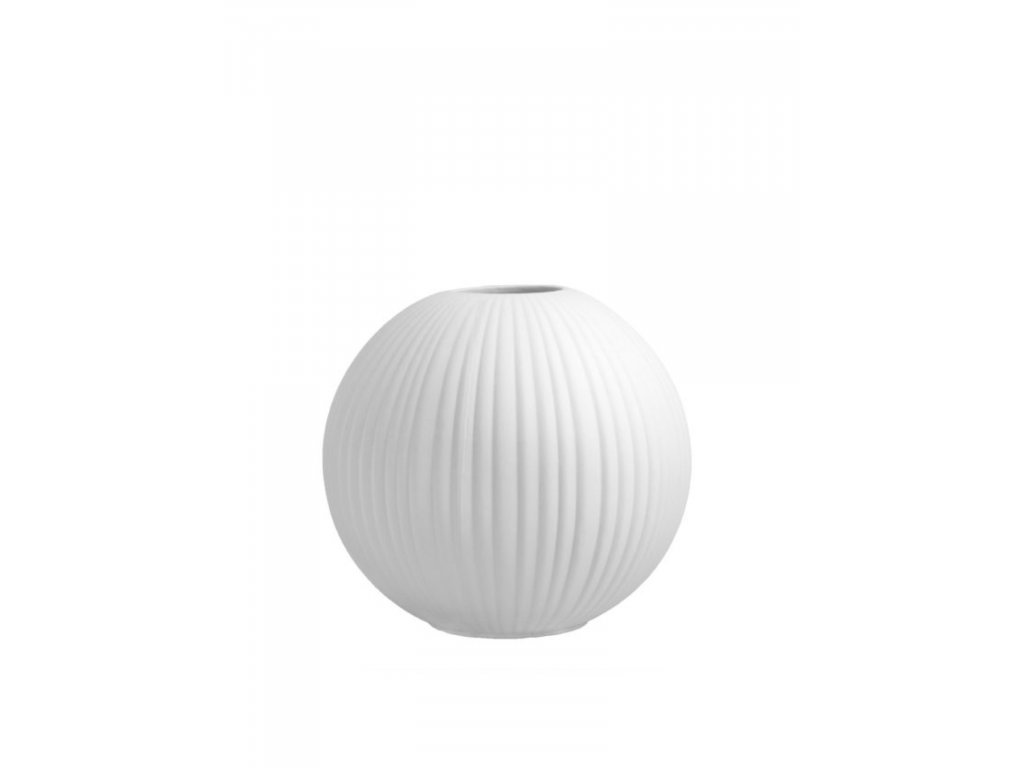 Keramická váza Vena White - Large