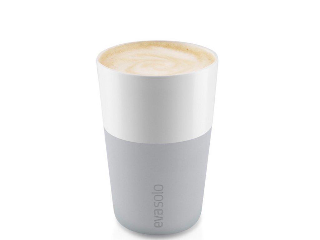 Sada termohrnků Cafe Latte - Marble Grey