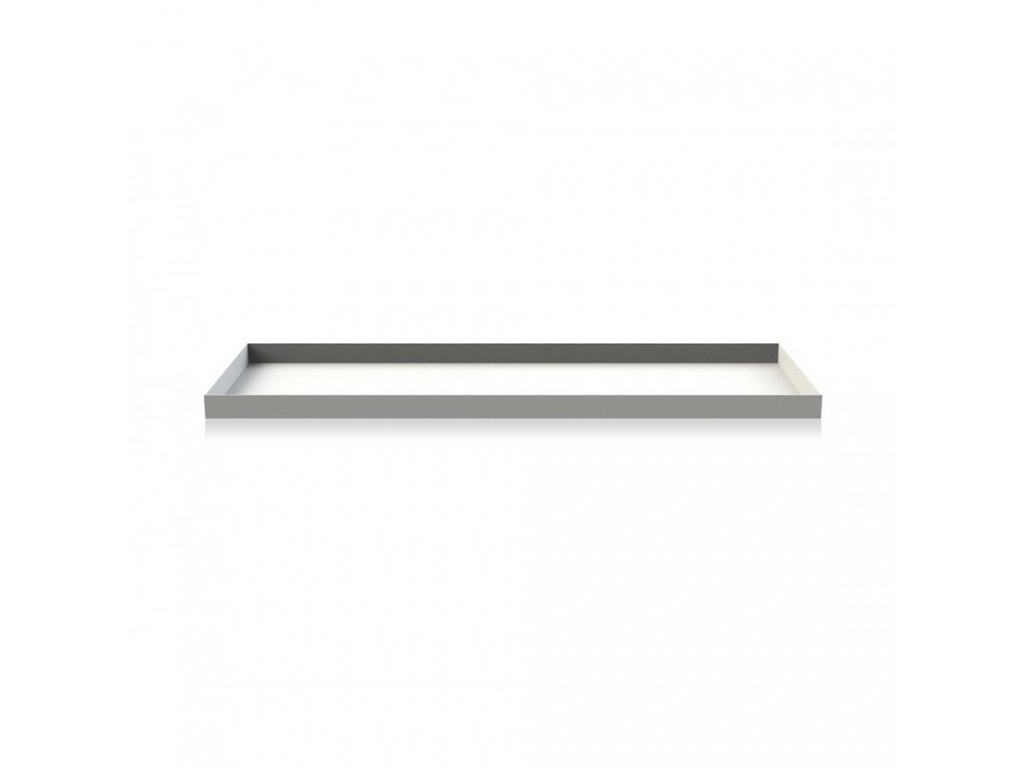 Podnos Oblong White  - 50 cm