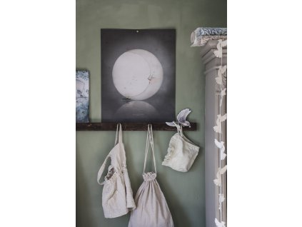 Plakát Dear Moon 40x50cm