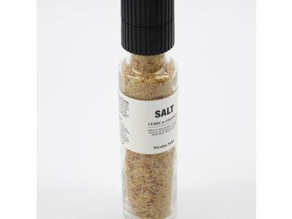 Sůl Curry & Coconut