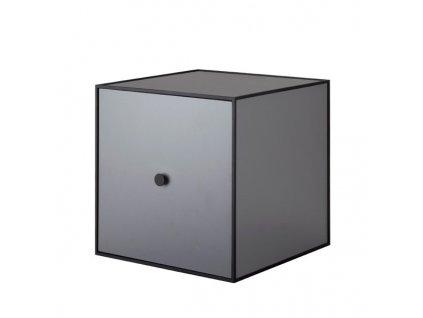 Polička Frame 35 - Dark Grey