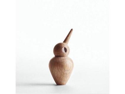 Dřevěný ptáček Bird - Small