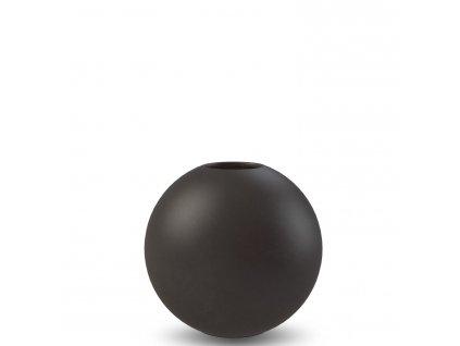 Váza Ball Black - 10 cm