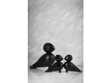 Dřevěný ptáček Ravn Kay Bojesen - 20,5 cm