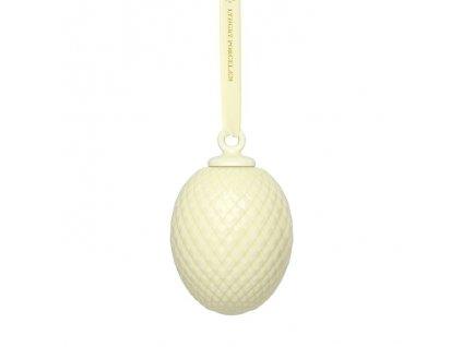Velikonoční vajíčko Rhombe - Soft Yellow
