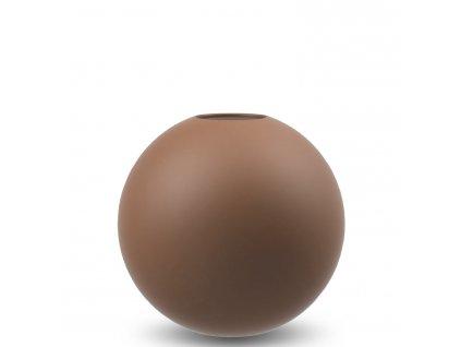 Váza Ball Coconut - 20 cm