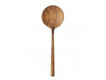 Dřevěná lžíce Teak