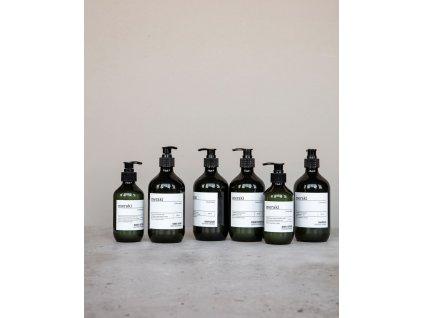 Tekuté mýdlo na ruce Linen Dew - 490 ml