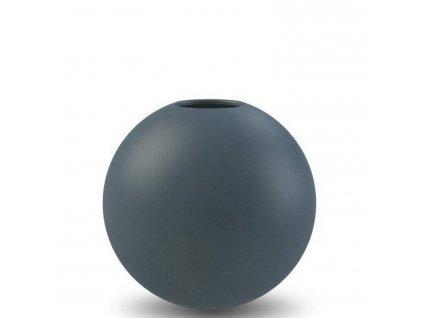 Váza Ball Midnight Blue  - 20 cm
