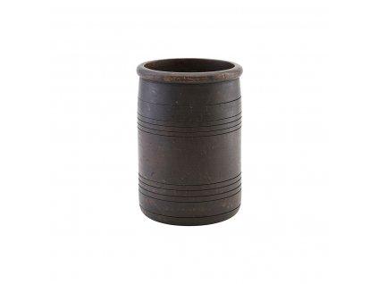 Dřevěná dóza Kango - 22 cm