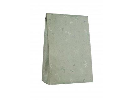 Papírový sáček Mistletoe - M