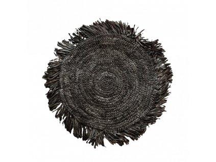 Prostírání Raffia - Black