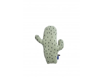 Bavlněný polštářek Kaktus - Green