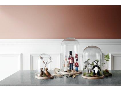 Dřevěná zebra Kay Bojesen