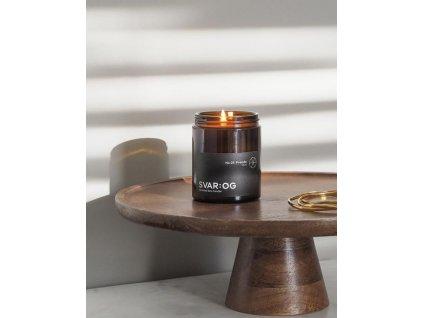 Veganská svíčka Fireside - 170 ml