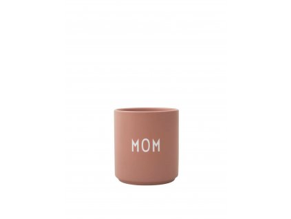 Porcelánový hrnek - MOM