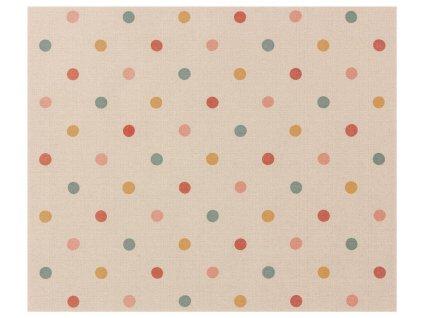 Balicí papír Multi Dots - 1m