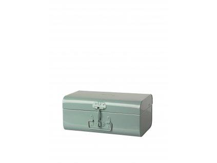 Kovový kufřík Blue - Small