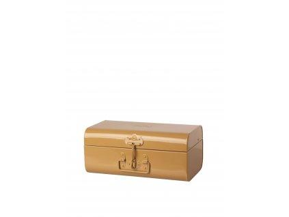 Kovový kufřík Ochre - Small