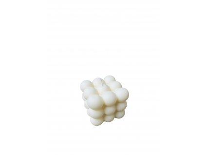 Sójová svíčka Bubble - Creme