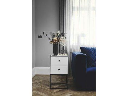 Váza Kubus Lolo - Black