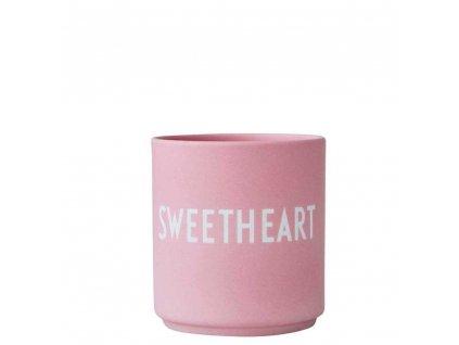 Porcelánový hrnek SWEETHEART
