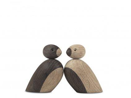 Vrabčáci Kay Bojesen - Oak/Smoked Oak
