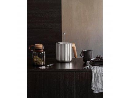 Čajová konvice Nordic 1l - Steel