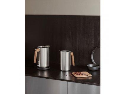 Vakuová termoska Nordic 1l - Steel