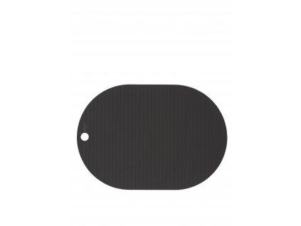 Prostírání Ribbo Black - 2 ks