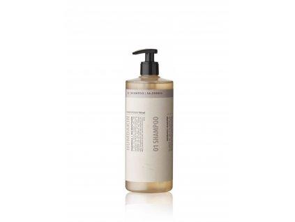 Šampon s vůní heřmánku a rakytníku - 750 ml
