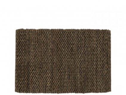 Jutový koberec Sigrid Bark - 90x60cm