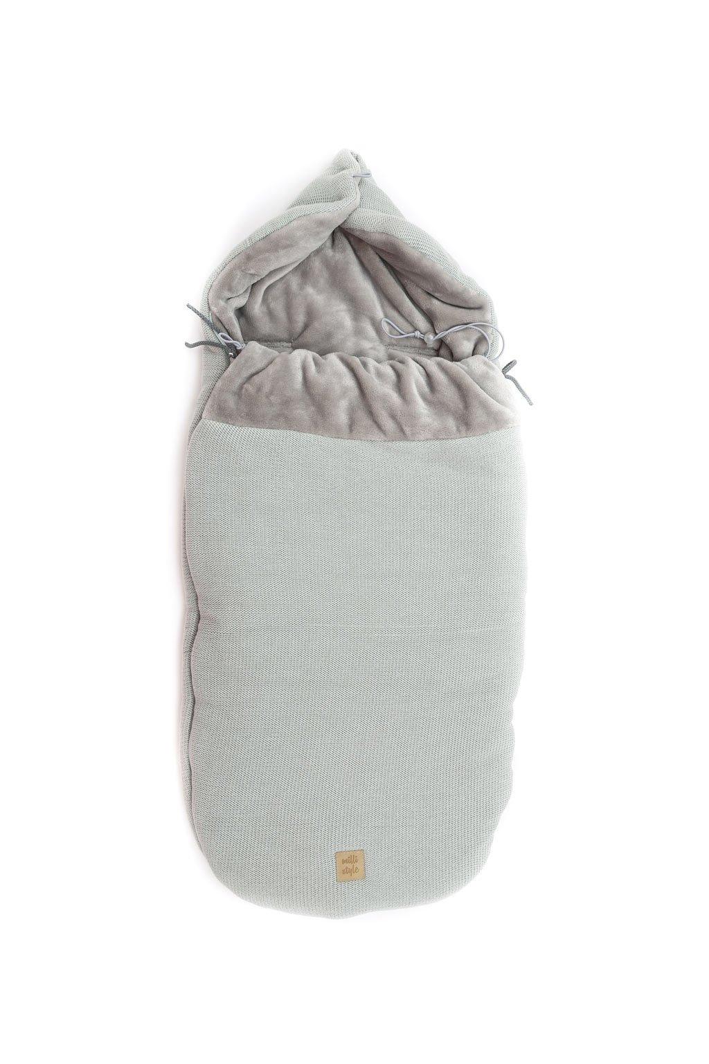 Zimni Fusak Milli Style s koziskem sedy 2