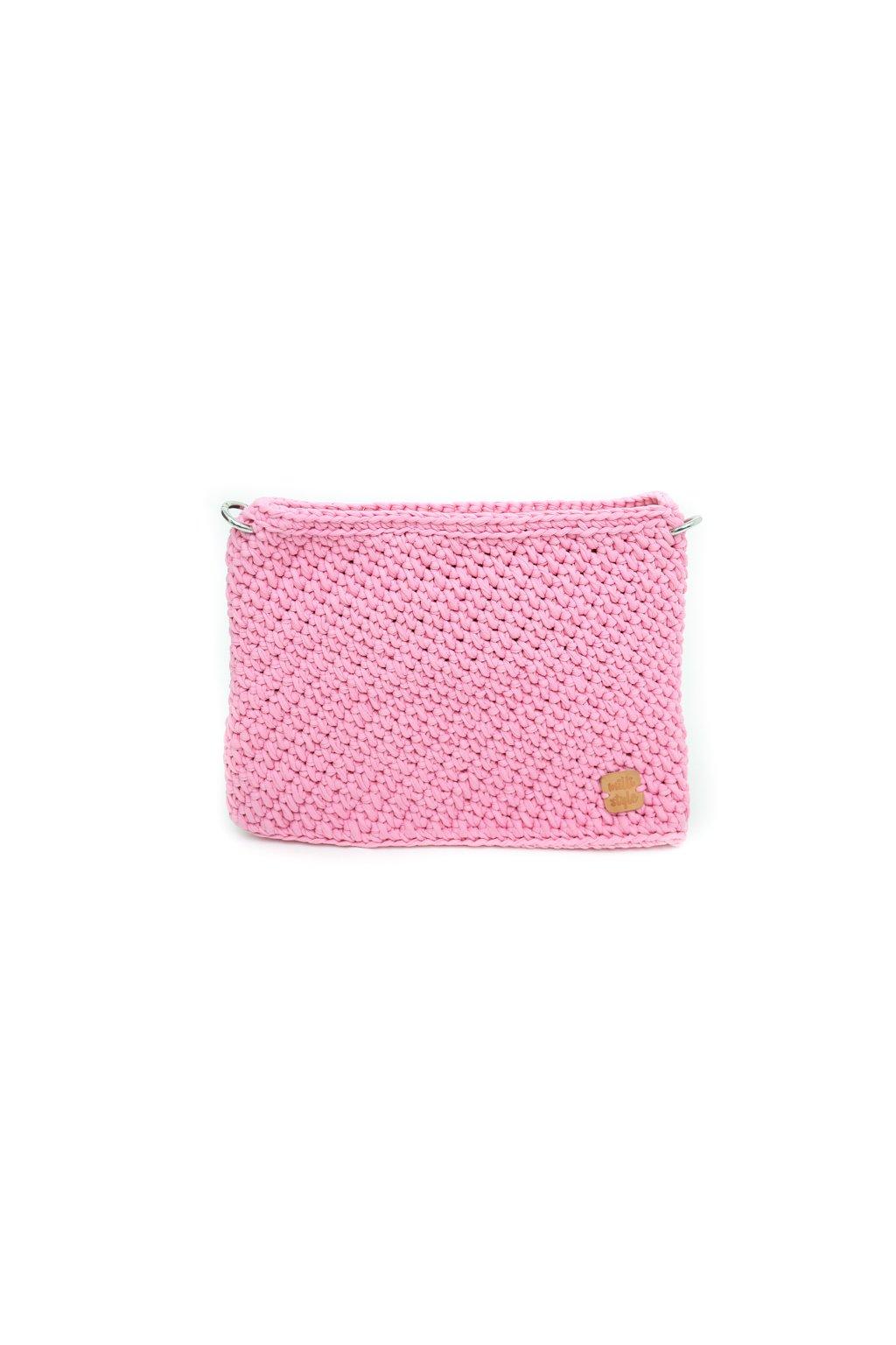 Kabelka na kočárek Milli Style, růžová