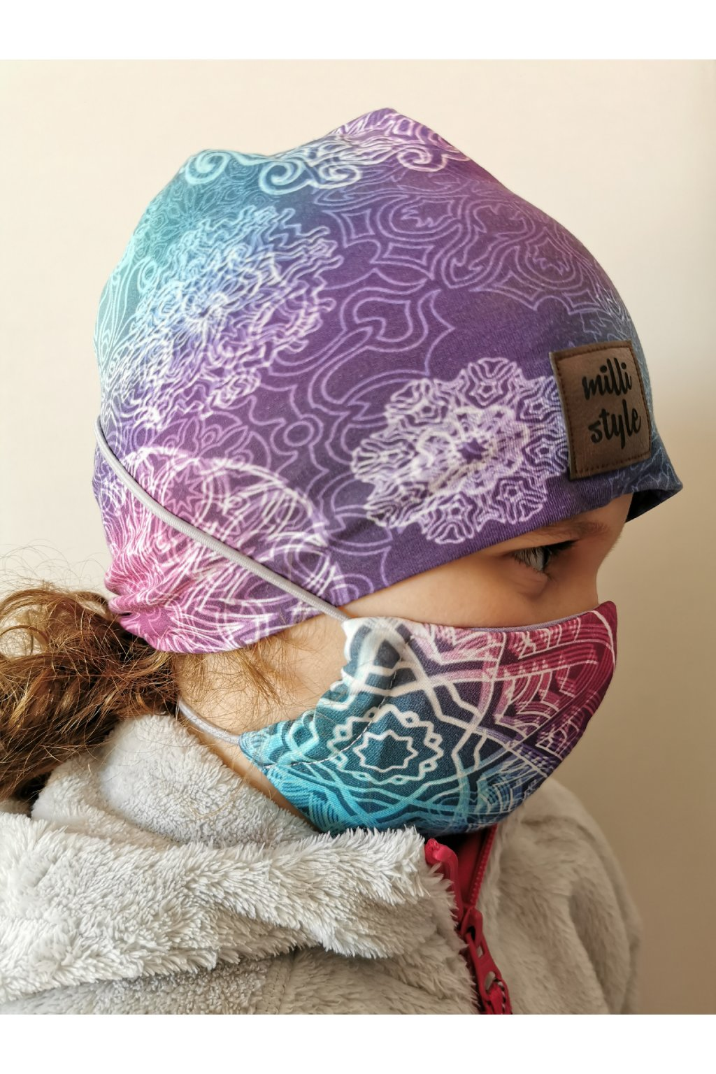 stylová Rouška Face mask
