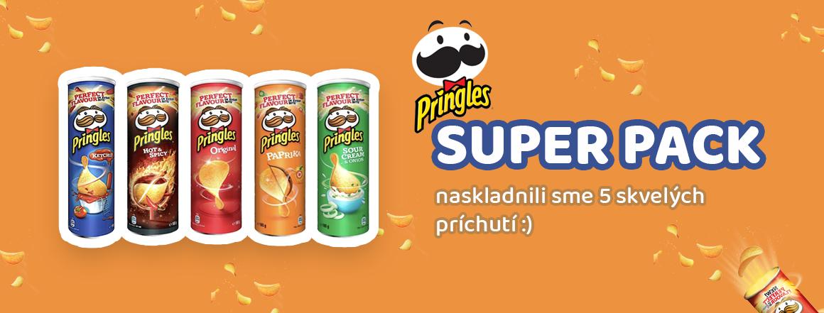 Pringles super pack