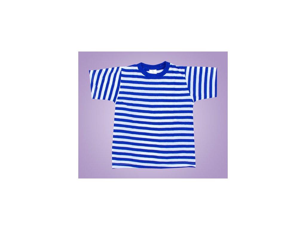 Námořnické tričko (Velikost 116 cm (3-4 roky))
