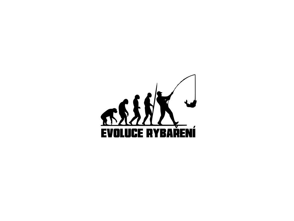 Rybaření evoluce